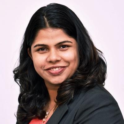 Alina Noronha Fernandes headshot