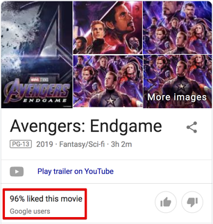 avengers endgame reviews