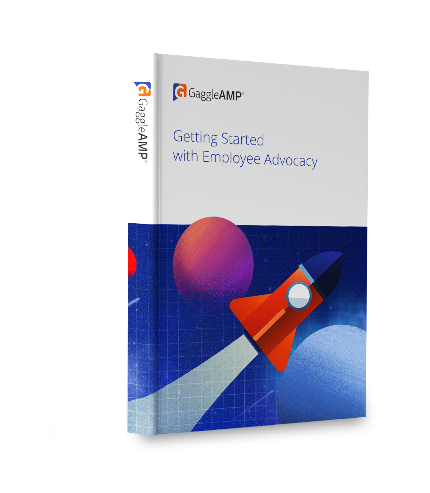 Getting Started with Employee Advocacy ebook Cover