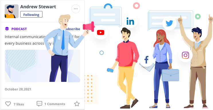 Improve Company Culture With Employee Advocacy GaggleAMP