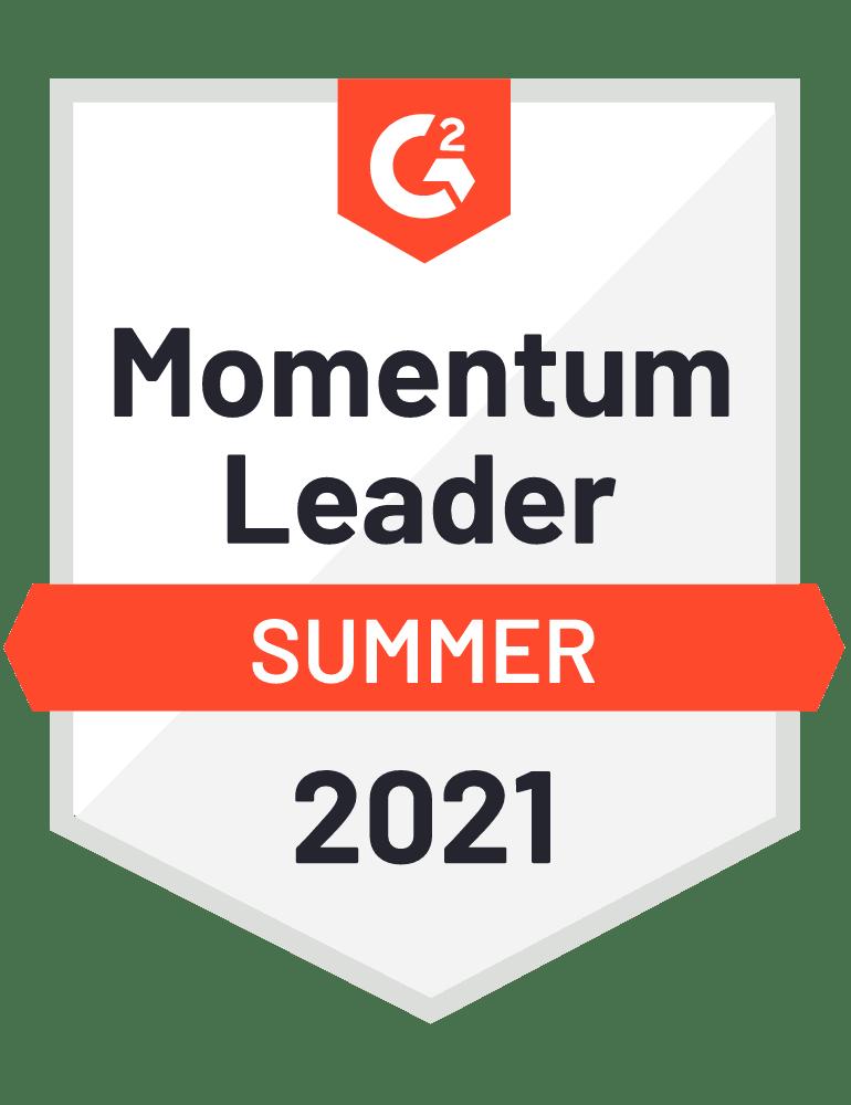 Momentum Leader - Summer 2021